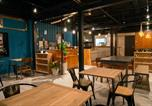 Location vacances Fukuoka - Tonagi Hostel & Cafe-4