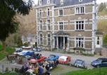 Hôtel Chaudfontaine - Chateau Bleu-2