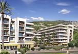 Location vacances Castellar - Hambury Palace, sea view apartment-2
