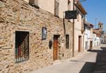 Hôtel Navas del Madroño - La Higuera Albergue Turístico Rural-1