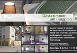 Location vacances Sinsheim - Gästezimmer am Burgplatz Sinsheim-1