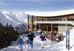 Villages vacances Bellentre - Club Belambra Neige et Ciel - Hebergement + Forfait remontee mecanique-1
