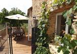 Location vacances Vaunac - Holiday Home Le Tilleuil Gite-2