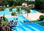 Camping avec Parc aquatique / toboggans Saint-Palais-sur-Mer - Yukadi Village Le Logis-2