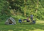 Camping  Acceptant les animaux Danemark - Husodde Strand camping-4