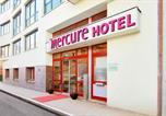 Hôtel Crivitz - Mercure Hotel Schwerin Altstadt-1