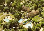 Camping 4 étoiles Biron - Rcn le Moulin de la Pique-1