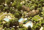 Camping avec Parc aquatique / toboggans Saint-Cybranet - Rcn le Moulin de la Pique-1