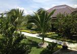 Villages vacances Moalboal - Moalboal Beach Resort-3