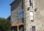 Hôtel Servon - Le Manoir-3