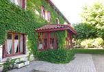 Hôtel Villars-les-Dombes - La mare aux canards-3