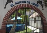 Location vacances Barra de Navidad - Bungalows El Rincón de José-4