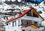 Location vacances Manali - The Clifftop Cottage-4