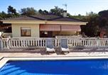 Location vacances Riudarenes - Villa Ebro-1