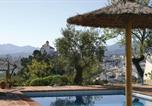 Location vacances Tolox - Holiday home Alozaina 10-1