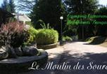 Camping Eymouthiers - Le Moulin des Sources-1