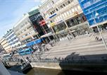 Hôtel Gothenburg - Hotell Robinson-3