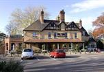 Hôtel Gravesend - Premier Inn Gravesend Central