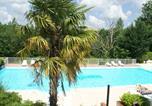 Location vacances Montbrun-Bocage - Holiday home Cazaleres 1-4