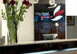 Location vacances Bad Vilbel - City Hotel Mercator-4