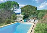 Location vacances Villeneuve-de-Berg - Holiday home Saint Thome 27 with Outdoor Swimmingpool-1