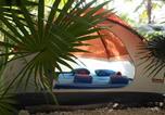 Camping avec WIFI Mexique - Turquesa Tulum Jungle Camping-4