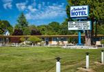 Hôtel Blaine - Anchor Inn Motel by Loyalty-3