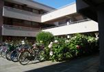 Hôtel Bibbona - Appartamento dei Platani 16-4
