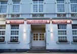 Hôtel Elmshorn - Hotel Barmstedter Hof-1