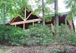 Location vacances Weaverville - The Bears Den, Cabin at Lake Lure-3