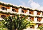 Hôtel Sant Antoni de Portmany - Ibiza Rocks Budget Apartments-4