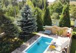 Location vacances Litomyšl - Holiday Home Horni Sloupnice with Fireplace 03-3