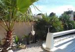 Hôtel Entraigues-sur-la-Sorgue - Villa Des Palmiers-3