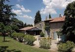 Location vacances Saint-Romain-de-Lerps - Holiday Home Saint Peray Chemin Des Combes-3