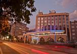 Hôtel Kılıç Aslan - Dündar Hotel-3