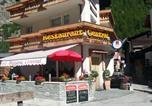 Hôtel Saas-Almagell - Restaurant Central-2