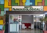 Hôtel Campo Grande - Papaya Ecological Hostel-3