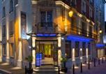 Hôtel Colombes - Best Western Seine West Hotel-2