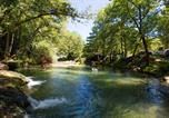 Camping  Acceptant les animaux Vitrac - Camping Les Cascades-3