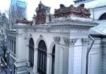 Hôtel Bucarest - Bloc Colonadelor-1