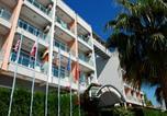 Hôtel Liman - Özbekhan Hotel-2