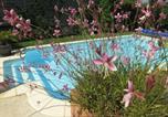 Hôtel Mimet - Happy Days en Provence-4