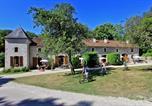 Camping avec Piscine couverte / chauffée Peigney - Castel La Forge de Sainte Marie-4
