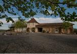 Location vacances Pellefigue - Holiday Home Lourdes Et Toulouse St Laurent Sur Save Vii-1