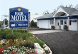 Hôtel Wayne - Fair Motel-1