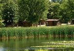 Villages vacances Green Lake - Fremont Jellystone Park Comfort Cabin 15-4