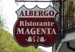 Hôtel Mergozzo - Albergo Magenta-4