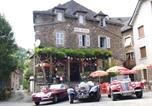 Hôtel Saint-Cyprien-sur-Dourdou - Hotel Solomiac-2