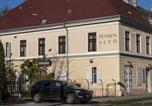 Hôtel Györ - Pető Panzió-1