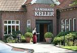 Hôtel Velen - Landhaus Keller-3